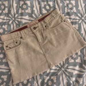 Mini Abercrombie & Fitch Skirt